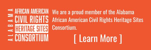 Alabama African American Civil Rights Heritage Sites Consortium logo