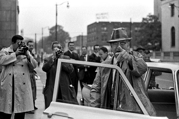 Public Safety Commissioner Eugene Bull Connor, 1963 Birmingham Children's March