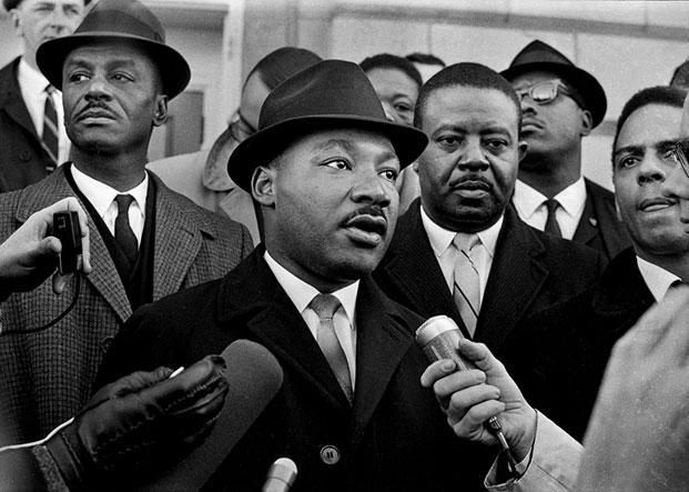 Civil Rights Leaders in Selma