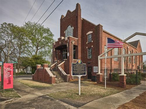 Historic Bethel Baptist Church of Collegeville