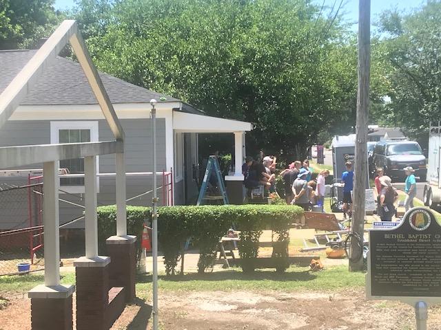 Historic Bethel Baptist Church Community Revitalization Project